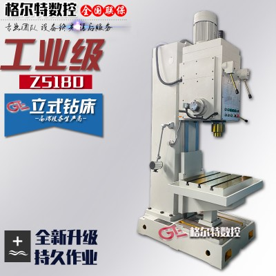 Z5180立式钻床 方柱型多轴钻床 重型双立柱钻镗床Z5180 保修3年