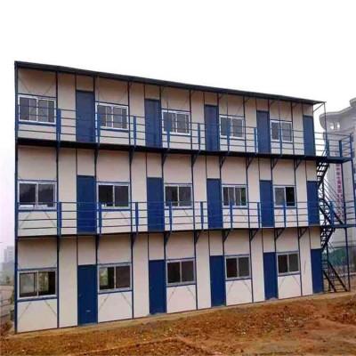 彩钢板房 彩钢活动房 盛源 A防火活动板房厂家直发