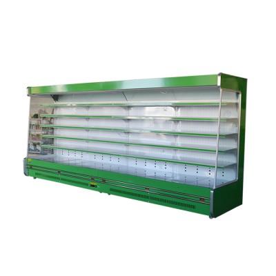 厂家供应超市风幕柜 商用大容量风幕柜 豪华风幕柜 铭洋冷藏柜
