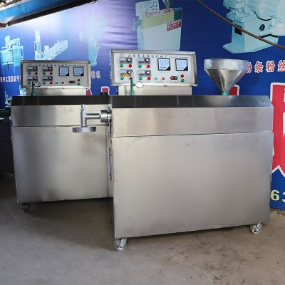 厂家现货销售全自动粉条机 红薯粉条机时产量300斤 粉丝粉条机