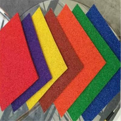 廠家直銷運動跑道顆粒EPDM顆粒 高質量多色塑膠跑道材料 環保EPDM顆粒運動跑道材料江蘇騰飛