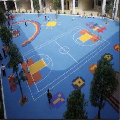 江蘇騰飛游泳池室內室外懸浮拼裝 籃球場地板 羽毛球場塑膠地板運動地板廠家直銷