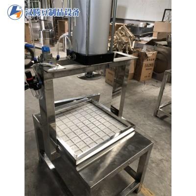 豆干机 气动豆干成型机 大型豆腐干压榨机 全自动豆干压机
