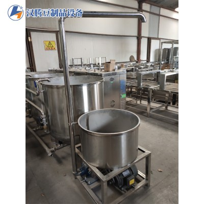 搅渣机 搅拌上渣机价格 自动豆渣上渣机多少钱 小型和渣机