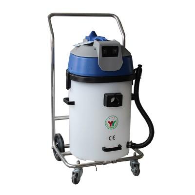 化工廠用耐腐蝕耐酸堿吸塵機  干濕兩用大功率吸鐵屑粉塵 工業吸塵器