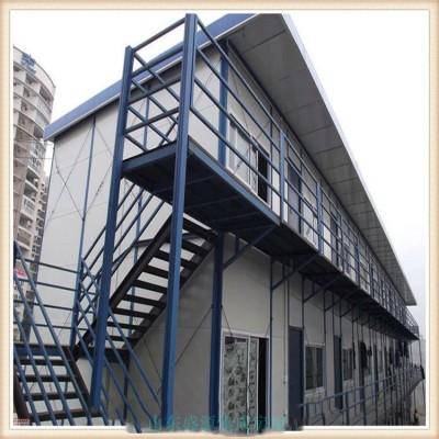 江苏活动板房 活动板房价格 盛源临建宿舍彩钢板房