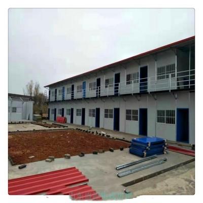 彩钢板房彩钢活动板房盛源自主研发彩钢活动板房搭建