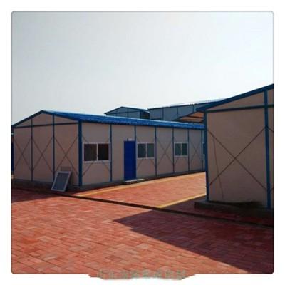 潍坊活动板房厂家生产活动板房材料盛源迷彩活动板房定制
