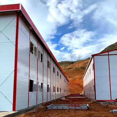 潍坊活动板房活动板房结构盛源活动板房维修注意事项