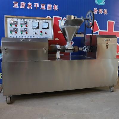 素牛排加工设备 厂家直销节能新型豆皮机 多功能蛋白肉机