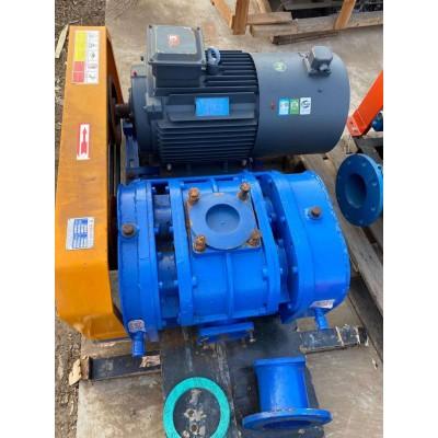 高压型三叶罗茨鼓风机使用方法 罗茨风机气力输送用 桂林水产养殖增氧风机 污水处理罗茨风机