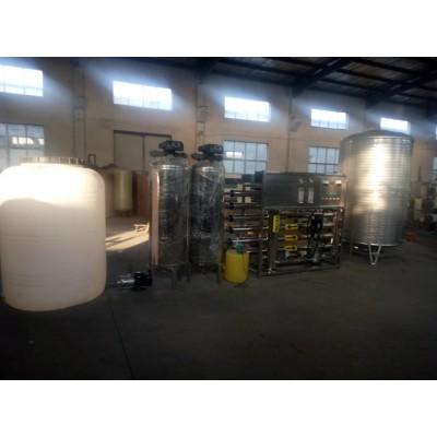 全自动反渗透设备厂家   山东反渗透水处理设备厂家