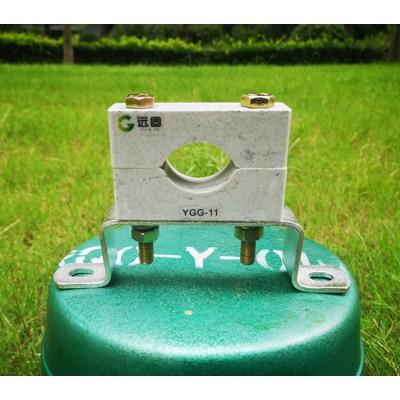 YGG高压非磁性单孔电缆固定卡规格