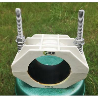 三芯高压品字形电缆抱箍生产
