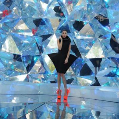 天空之鏡 網紅星空館 藝術體驗館 玻璃迷宮廠家