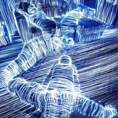 互動投影 鏡花宮  時空隧道 科技網紅館 星空小屋 電光隧道